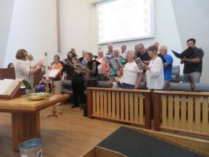 UCUC choir