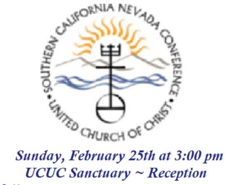 SCNC-UCC News