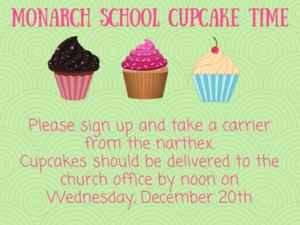 Cupcakes 12-20-17