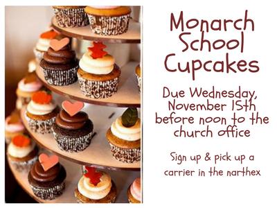Monarch SchoolCupcakes (2)