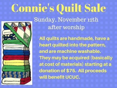 Quilt Sale (2)