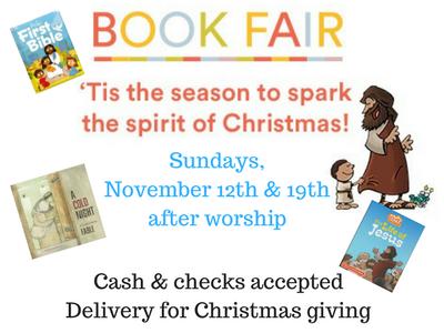 Sunday November 12 & 19 (1)