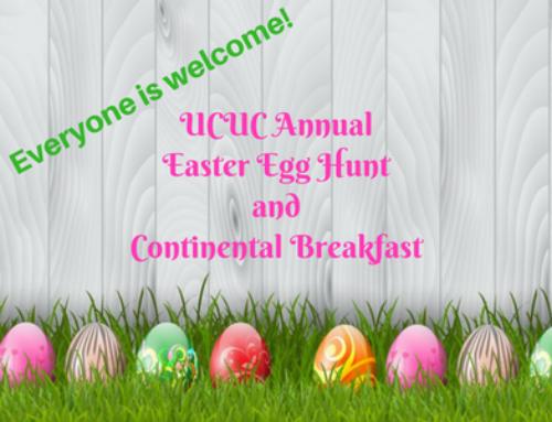 Easter Egg Hunt & Breakfast