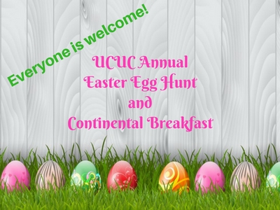 Copy of UCUC Annual Easter Egg Hunt