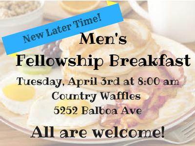 Men's Fellowship Breakfast (9)