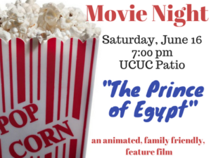 Movie Night website
