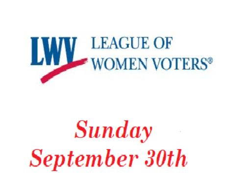 LWV Presentation