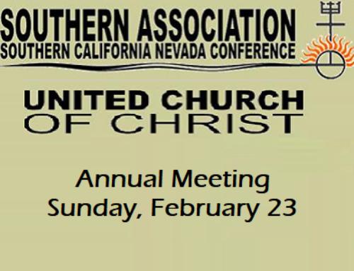 SCNC-UCC Meeting